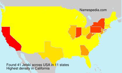 Jelski - USA