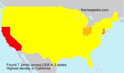 Jerski - USA