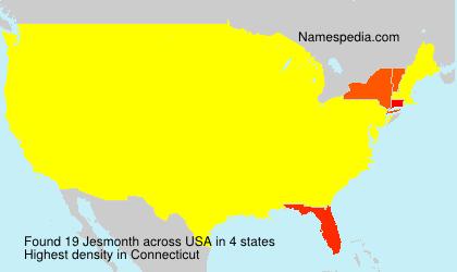 Jesmonth