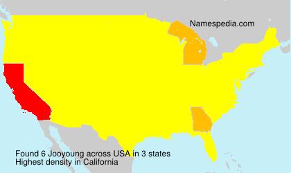 Jooyoung - USA