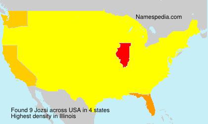 Jozsi - USA