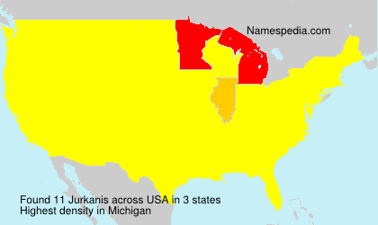 Jurkanis - USA