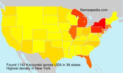 Kaczynski - USA