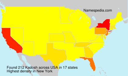Kadosh - USA