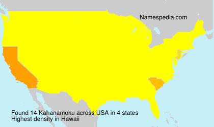 Kahanamoku - USA