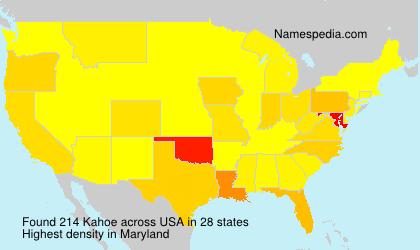 Kahoe