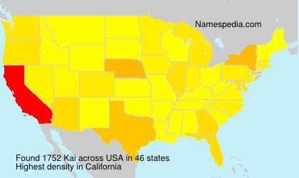 Kai - USA