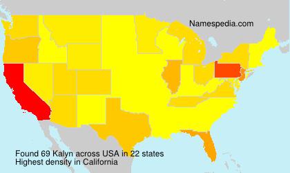 Kalyn - USA