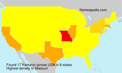 Kamanzi - USA