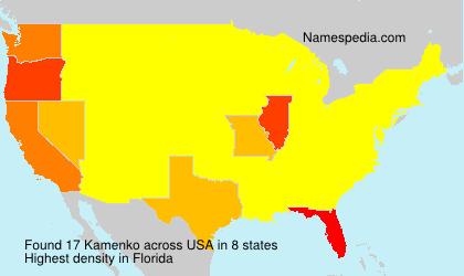Kamenko - USA