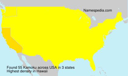 Kamoku - USA