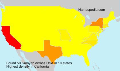 Kamyab - USA