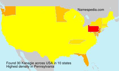 Kanagie - USA