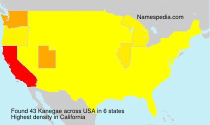 Kanegae - USA