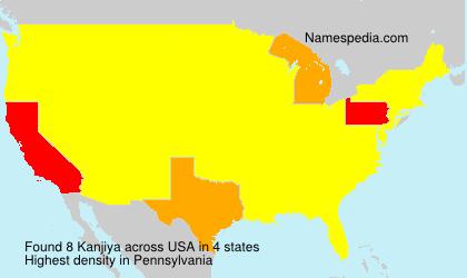 Kanjiya - USA