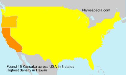 Kansaku - USA