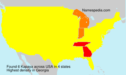Kapaya - USA