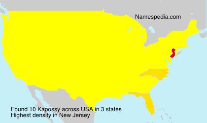 Kapossy