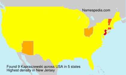 Kapraszewski