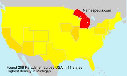 Karadsheh