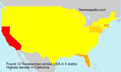 Karakachian