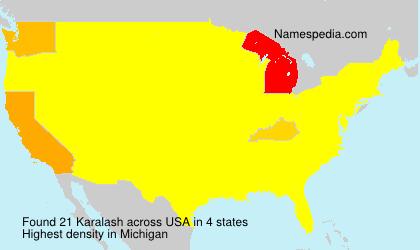 Karalash