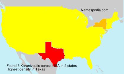 Karantzoulis