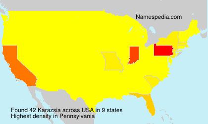 Karazsia