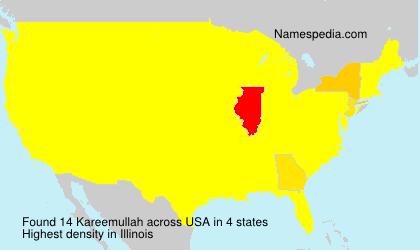 Kareemullah - USA