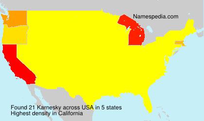 Karnesky