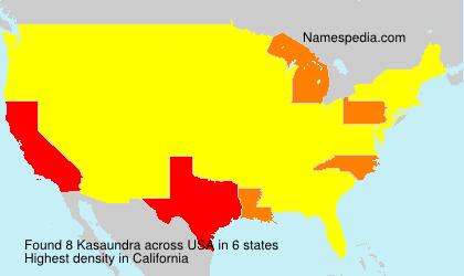 Kasaundra