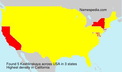 Kashlinskaya