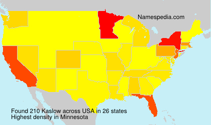 Kaslow