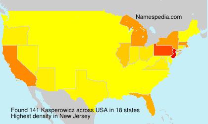 Kasperowicz