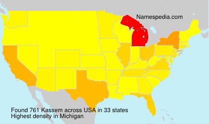 Kassem - USA