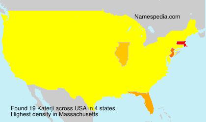 Katerji - USA