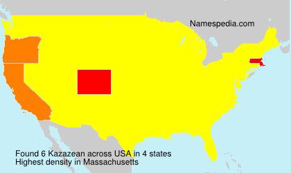 Kazazean