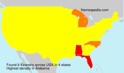 Keandra - USA