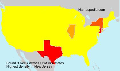 Kecik - USA