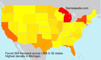 Kenward - USA