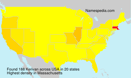 Kerivan names encyclopedia for Divan name meaning