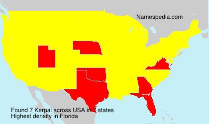 Kerpal - USA