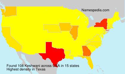 Keshwani