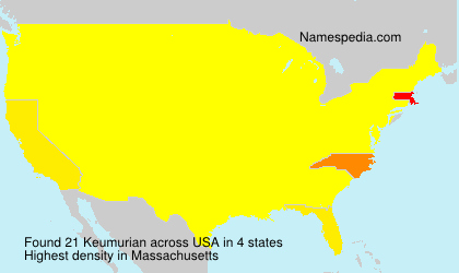 Keumurian - USA
