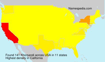 Khorsandi