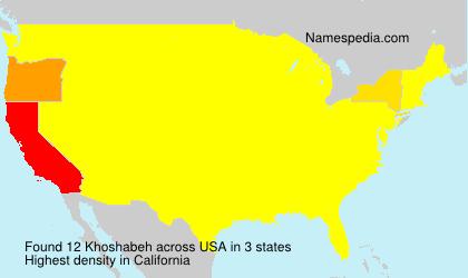 Khoshabeh