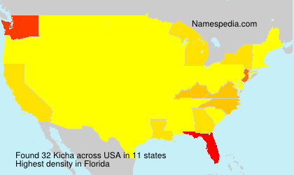 Kicha - USA