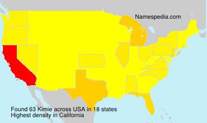 Kimie - USA