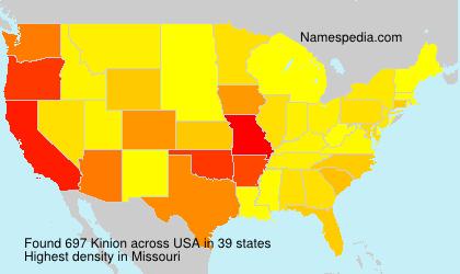 Kinion - USA