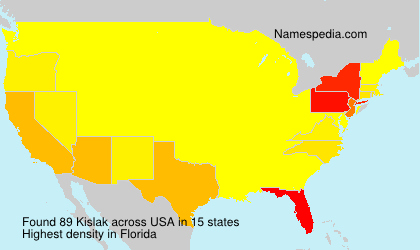 Kislak - USA